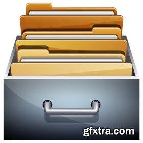 File Cabinet Pro 5.8.1 MAS