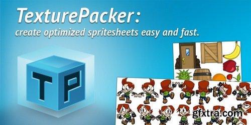 CodeAndWeb TexturePacker Pro 4.6.3
