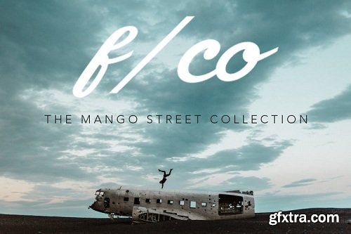 The Mango Street Collection | Lightroom Presets