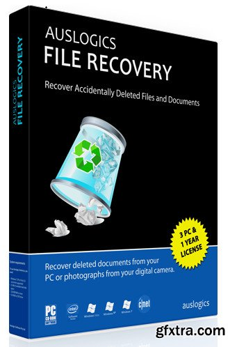Auslogics File Recovery 8.0.5.0 Multilingual Portable