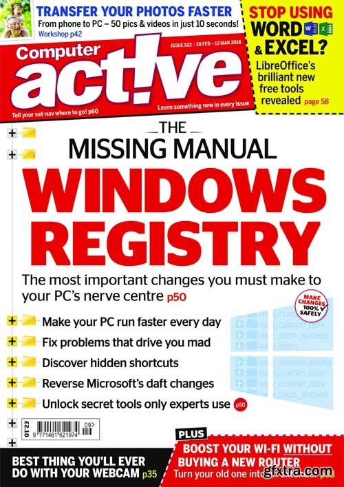 Computeractive - Issue 522 2018