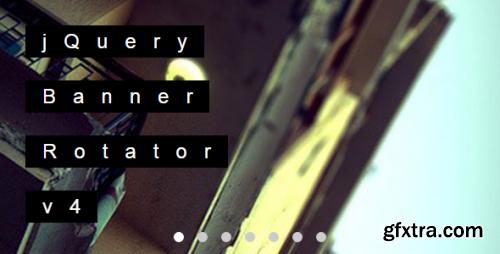 Codecanyon - jQuery Banner Rotator / Slideshow - 109046 V4.2.1