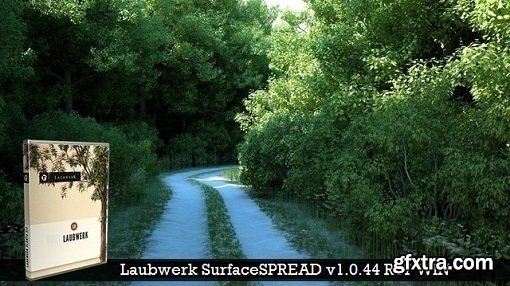 Laubwerk SurfaceSPREAD 2.0.4 R23