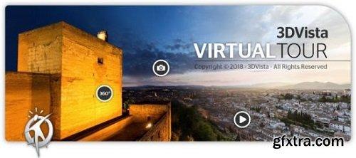 3DVista Virtual Tour Suite 1.3.47 Multilingual