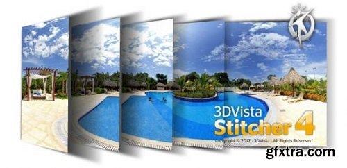 3DVista Stitcher 4.0.57 Multilingual