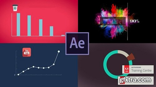 Data Visualization & Motion Graphics - Adobe After Effects CC