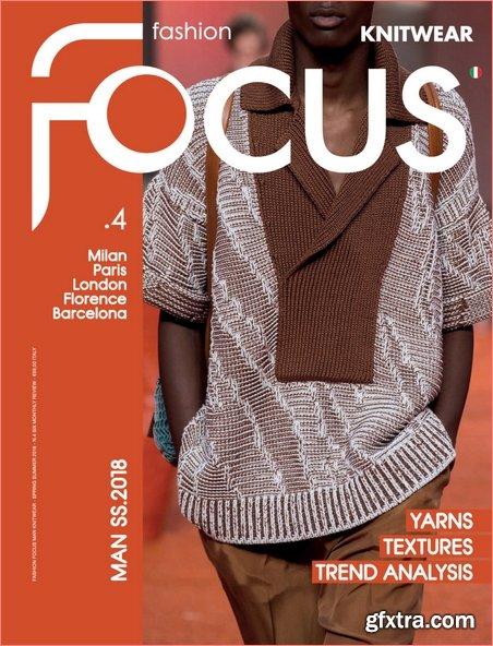 Fashion Focus Man Knitwear - March 2018