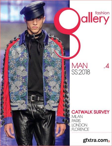 Fashion Gallery Man - March 2018