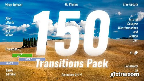 Videohive Transitions Pack 19918260
