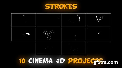 Videohive 3D Cartoon FX Pack 5 10050950
