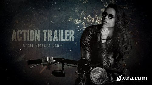 Videohive Action Trailer 4K 19593428