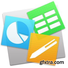 GN Bundle for iWork - Templates 6.0.1 MAS