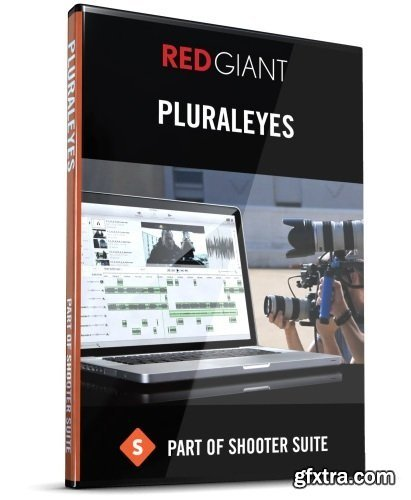 Red Giant PluralEyes 4.0.1.1 Portable