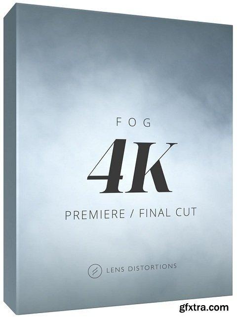 Lens Distortions - Fog 4K