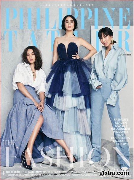 Philippine Tatler - March 2018