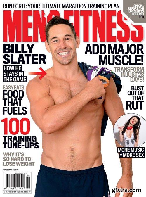 Australian Men\'s Fitness - April 2018