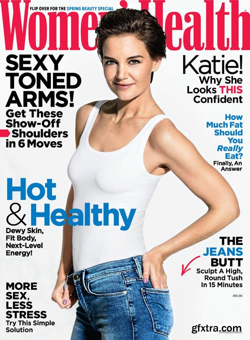Women\'s Health USA - April 2018