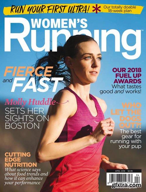 Women\'s Running USA - April 2018