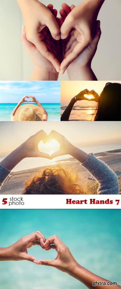 Photos - Heart Hands 7