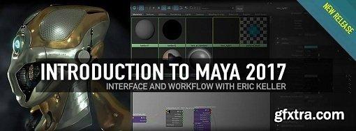 The Gnomon Workshop - Introduction to Maya 2017