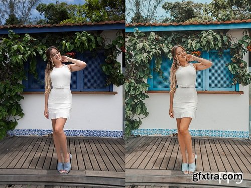 Livia Brasil Fashion Pack LR Presets