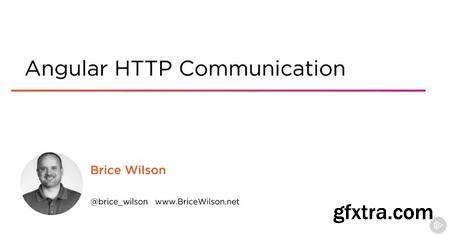 Angular HTTP Communication