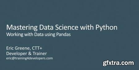 Working with Data using Pandas