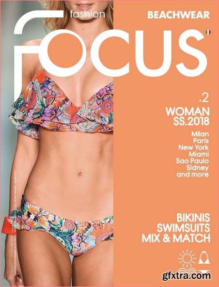 Fashion Focus Woman Beachwear - March 2018