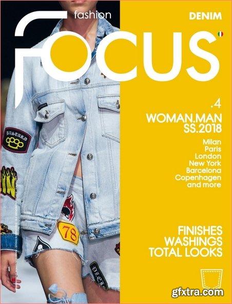 Fashion Focus Woman Denim.Street - March 2018