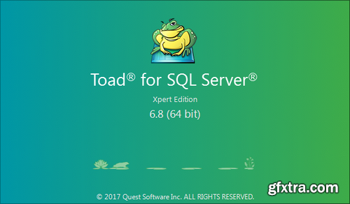 Toad for SQL Server 6.8.1 Xpert Edition
