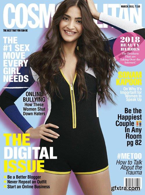Cosmopolitan India - March 2018