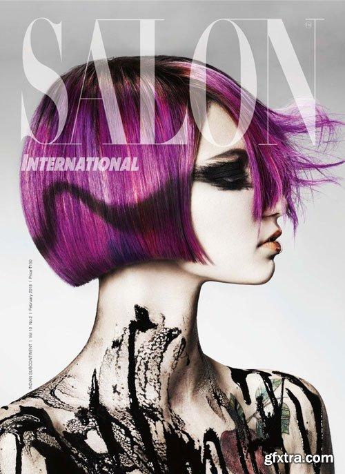 Salon International - March 2018