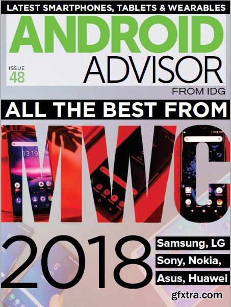 Android Advisor - Issue 48, 2018
