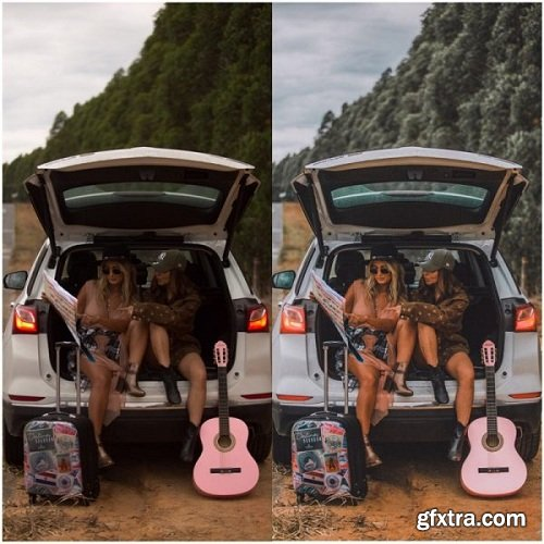 Mf Pack ROAD TRIP LR Presets