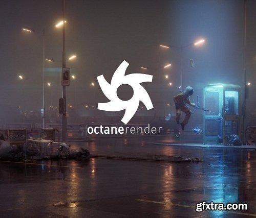 Octane Render 3.07 R2 Plugin for Cinema 4D