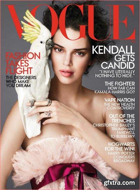 Vogue USA - April 2018