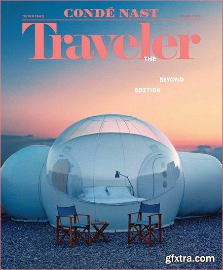 Conde Nast Traveler USA - April 2018