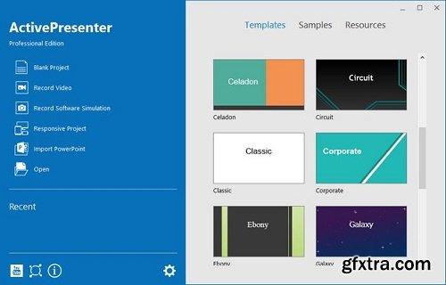 ActivePresenter Professional Edition 7.2.0 (x64) Multilingual Portable