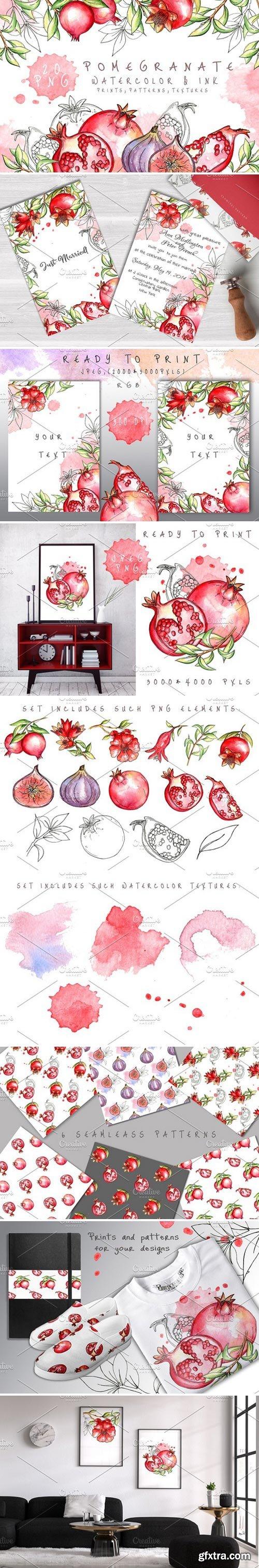 CM - Juicy pomegranate 2339697
