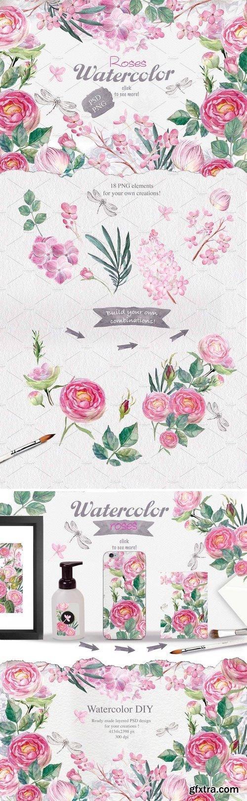 CM - Fragrant roses 312100