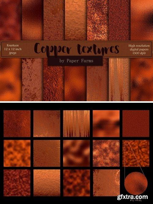 CM - Copper foil textures 1919306
