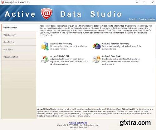 Active Data Studio 12.0.3 Portable