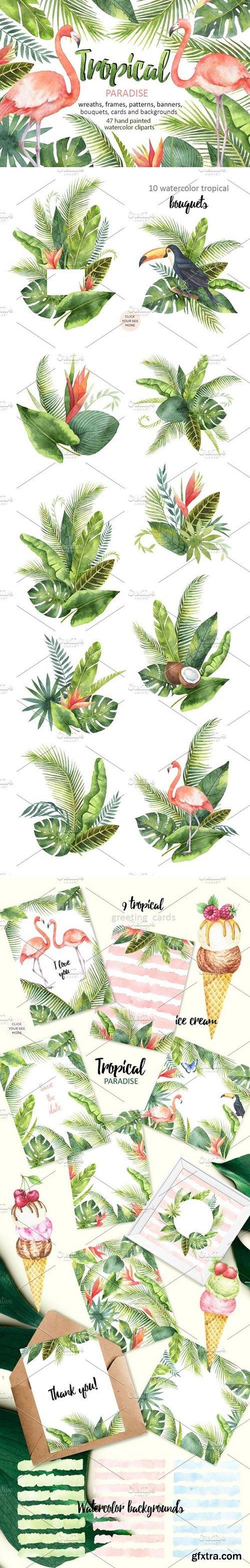 CM - Tropical Paradise 1590630