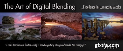 Jimmy Mcintyre - The Art of Digital Blending: Master A Professional Photography Workflow