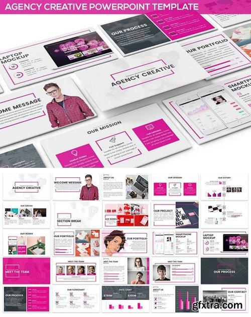 CM - Agency Creative Powerpoint 2141870