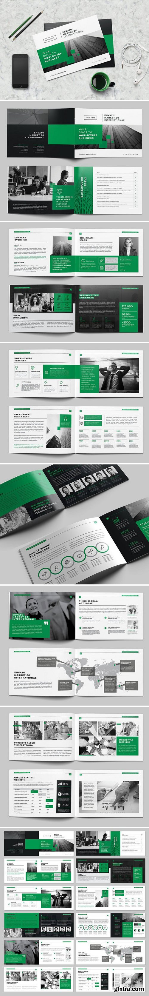 CM - A5 Landscape Company Brochure 2136370