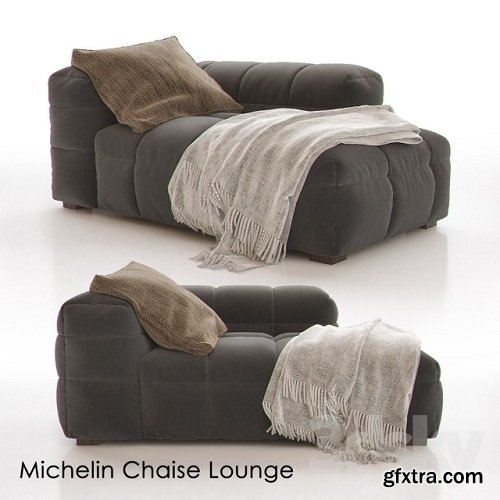 Michelin Chaise Lounge