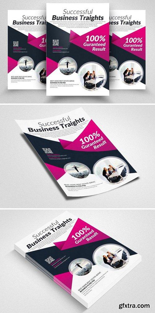 CM - Creative Idea Business Flyer Temp 2339865