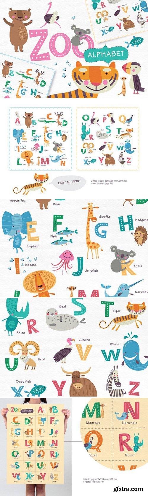CM - ZOO alphabet 2339103