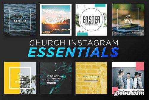 CM - Church Instagram Essentials 2340410